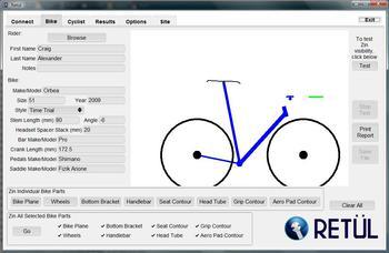 Bike Fit Reports