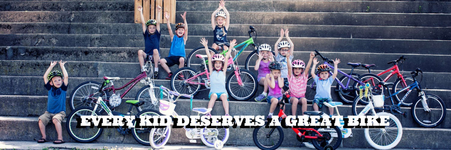 Kids' bikes from Bird Leg Bicycles