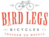 Bird Legs Bicycles Logo