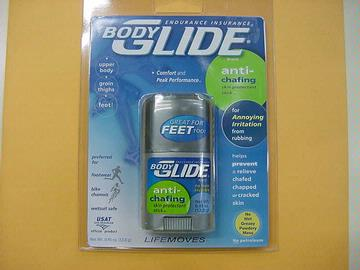Body Glide Body Glide-Anti Chafing Skin Protectant Stick (.45oz)