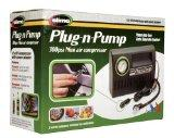 Slime Slime Plug-n-Pump 300psi Mini Air Compressor