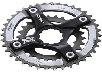 SRAM SRAM MTN 10 SPD Chainring Sets & Spiders