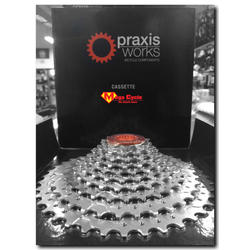 Praxis Works 11-40 Wide Range 10sp Cassette