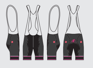 Castelli 2019 AC Custom Short Womens