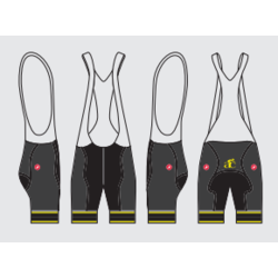 Castelli 2019 AC Custom Bib Short Mens