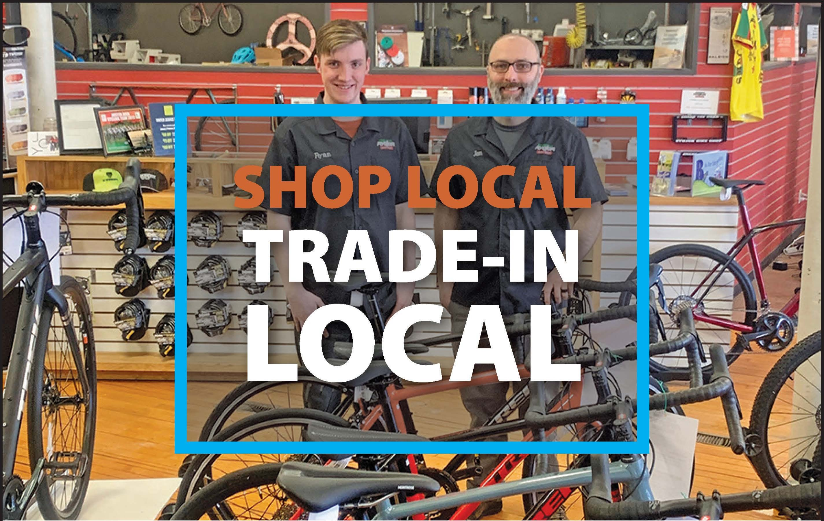 Shop Local, Trade In Local