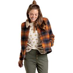 TOAD & CO Women's Burntside Trucker Jacket