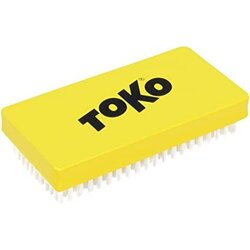 Toko Stiff Nylon Base Brush