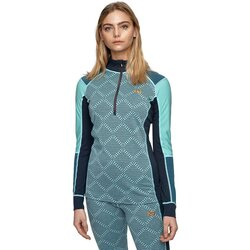 KARI TRAA Women's Rett H/Z Baselayer