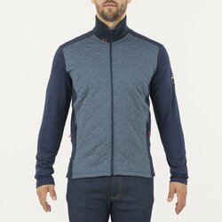 Swix Myrene Full Zip Quilted Midlayer