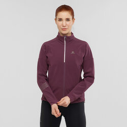 Salomon Women's Lightning Warm Softshell