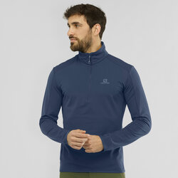Salomon Outrack Half Zip Midlayer