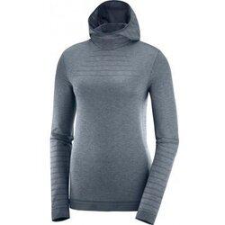 Salomon Outspeed Wool LS Hoodie