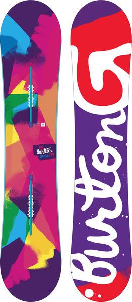 Burton Women's Genie Snowboard