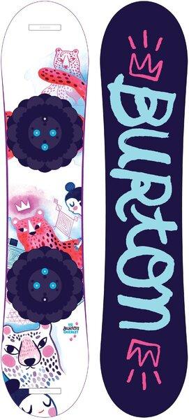 Burton Kid's Chicklet Snowboard