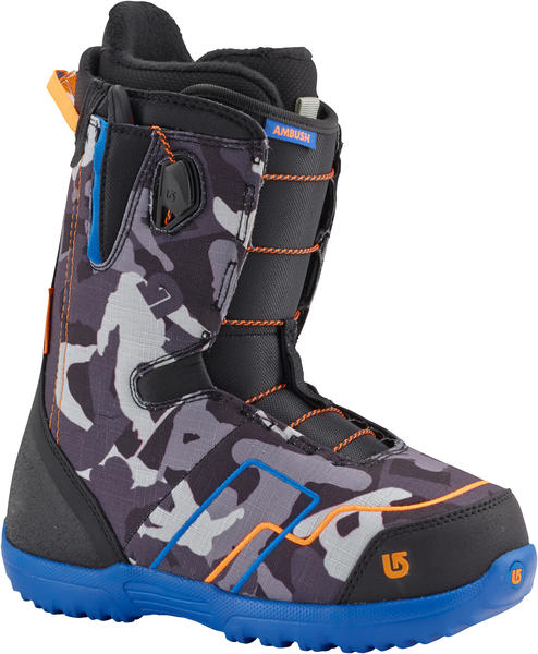 Burton AMB Smalls Snowboard Boots Color: Triple Cork
