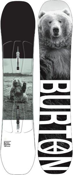 Burton Kids' Process Smalls Snowboard