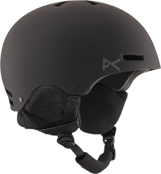 Anon Raider Helmet Color: Black