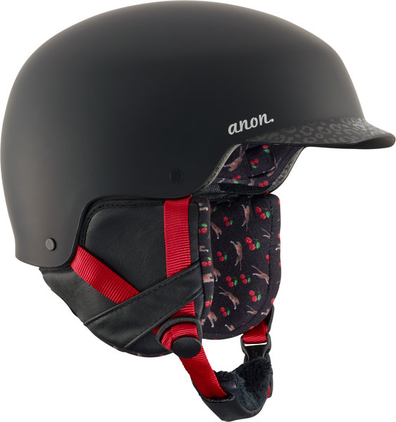 Anon Aera Helmet Color: Black Cherry