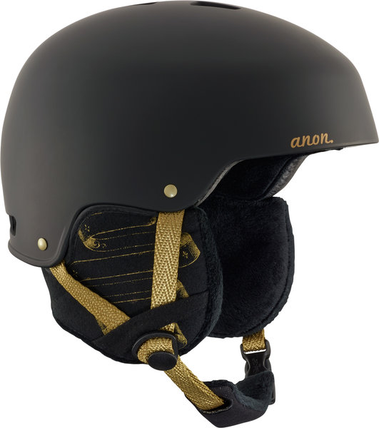Anon Lynx Helmet Color: Frontier Black