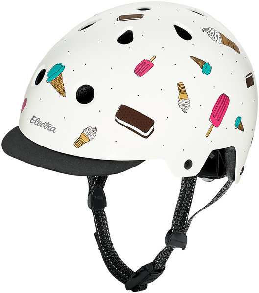 Electra Lux Helmet Soft Serve