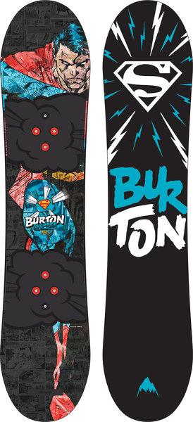 Burton Chopper LTD DC Comics Snowboard