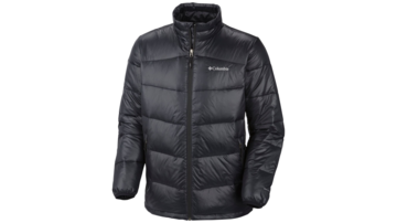 Columbia Gold 650 Turbodown Down Jacket