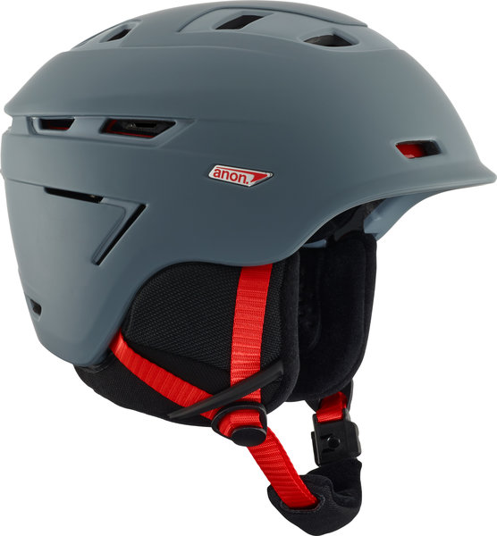 Anon Echo Helmet Color: Grey