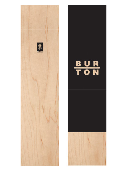 Burton DIY Throwback