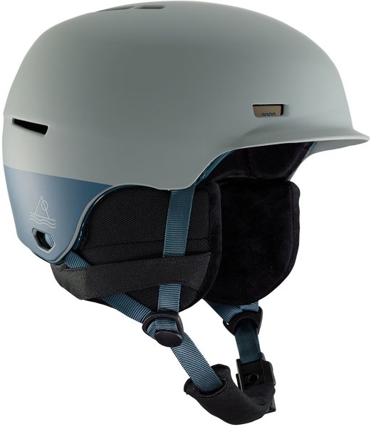 Anon Highwire Helmet Color: Lay Back Grey