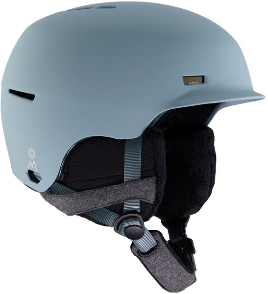 Anon Raven Helmet Color: Grey