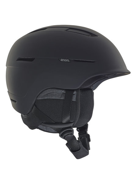 Anon Invert Helmet Color: Black