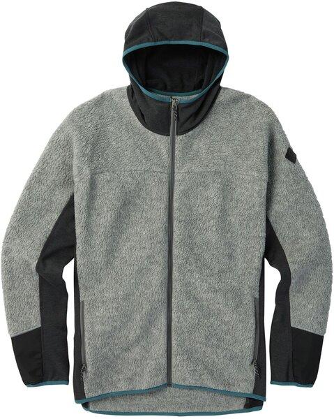 Burton Men's Minturn Hooded Full-Zip Fleece