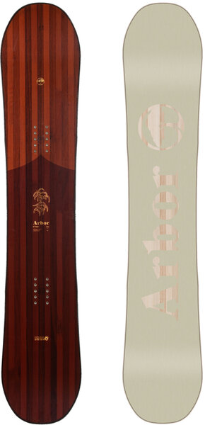 Arbor Collective Womens Ethos Snowboard