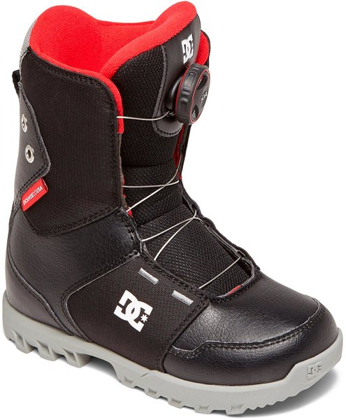 DC Kids' Scout BOA Snowboard Boots