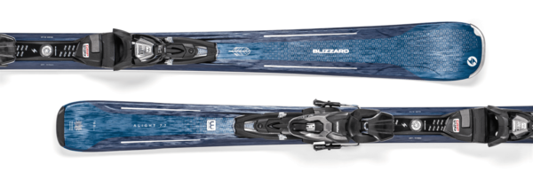 Blizzard Alight 7.7 Alpine Skis w/ TLT10 Bindings