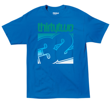 Thirty Two Combo Fade Tee