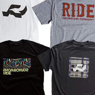 Ride Logo Tee