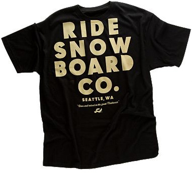 Ride Board Co. Tee