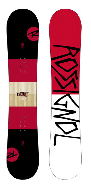 Rossignol District Amptek Snowboard