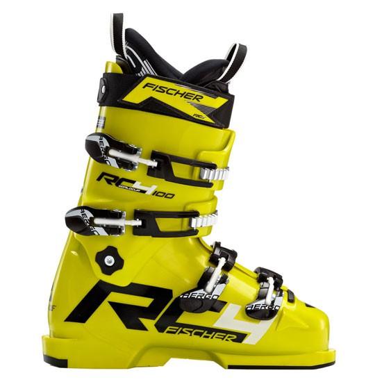 Fischer RC4 100 Jr Alpine Boots
