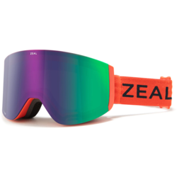 Zeal Optics Hatchet Goggles Salmon