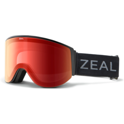 Zeal Optics Beacon Goggles Dark Knight