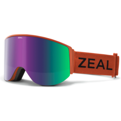 Zeal Optics Beacon Goggles Rust
