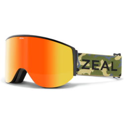 Zeal Optics Beacon Goggles Pando Express