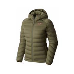 Mountain Hard Wear W StretchDown™ Hooded Jacket