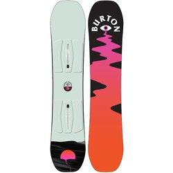 Burton Kids' Yeasayer Smalls Snowboard