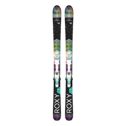 Roxy Dreamcatcher 85 Alpine Skis w/ Xpress 11 Bindings