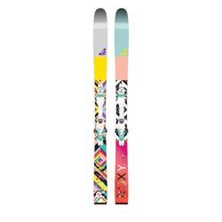 Roxy Shima Alpine Skis w/ Xpress 11 Bindings
