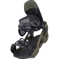 Arbor Collective Men's Spruce Snowboard Bindings